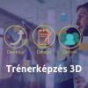 Trénerképzés 3D – Tanulj a legjobbaktól